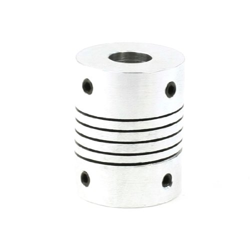 10 mm bis 10 mm, CNC Stepper Motor Maul Schaft Flexible Kupplung Kupplung Kleine Motor Kupplung