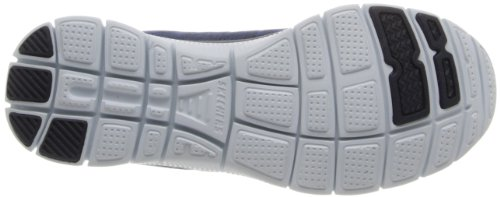 Skechers Flex Appeal Next Generation Damen Sneakers Blau (Nvy)