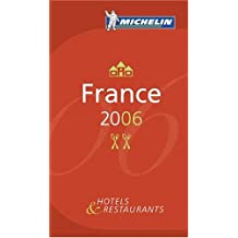Guide Michelin France 2006