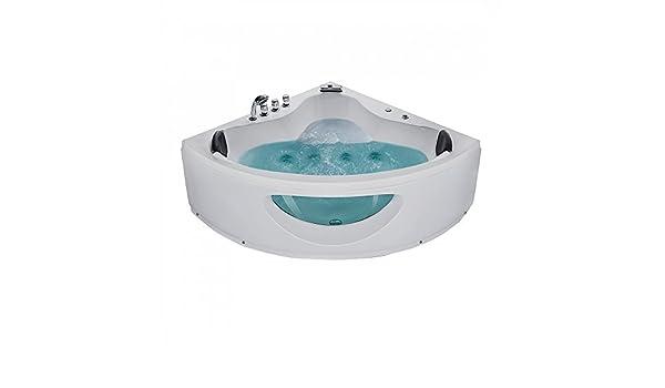 Vasche Da Bagno Jacuzzi Confronta Prezzi : Vasca idromassaggio angolare da interno vasca spa tocoa