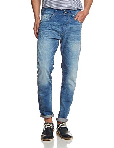 SELECTED HOMME - Five Rico 1353 Jeans I, Jeans boyfriend cut da uomo, blu(blau (medium blue denim)), 44/46 it (31w/26l