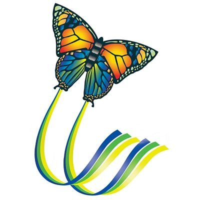 Günther 1151 - Kinderdrachen Butterfly