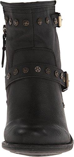 Skechers Mad Dash Test Drive, Boots femme Noir (Blk)