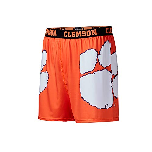 FANDEMICS NCAA Mens Large Logo Boxer