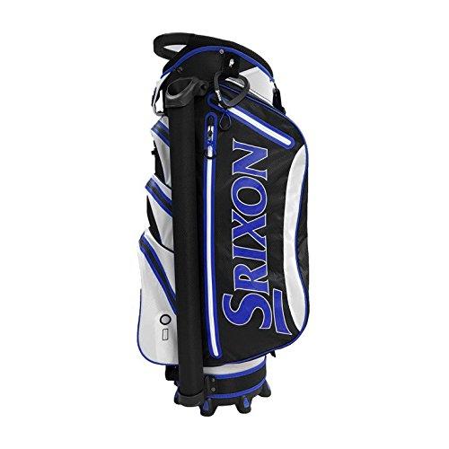 Srixon Tech Cart Sac de Golf, Homme Taille Unique Noir/Bleu