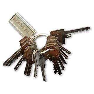 Picklock24 Schlagschlüssel-Set Spanien Nr.1 (14 Schlüssel)