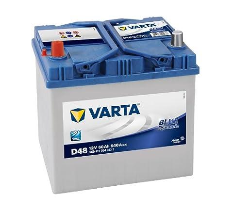 VARTA 5604110543132 Batterie de