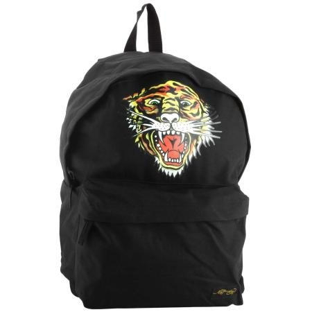 Ed Hardy Shane Tiger Backpack-Black-One Size  available at amazon for Rs.1350