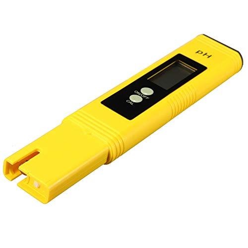 Tragbar PH-Stift pH-Meter Ph Teststift 3 Packungen mit Korrekturpulver
