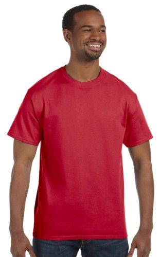 Jerzees 29MT–50/50t-shirt alto taglie, Uomo, True Red, 3XLT True Red