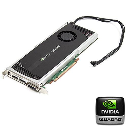 nVIDIA Quadro 4000 2 GB PCI-E für Apple Mac Pro 3.1 - 5.1 -