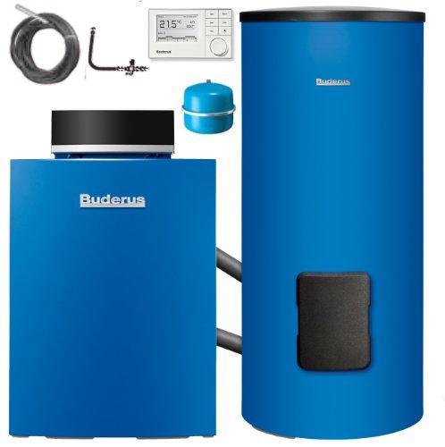Buderus Paket Logaplus K62 Ölbrennwertkessel GB145-15 SU160 HSM20 MM50 KSS RC300