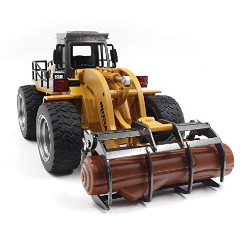 RC Auto kaufen Baufahrzeug Bild 3: Motto.H RC Baufahrzeuge,1:18 2.4G Baufahrzeuge Ferngesteuert, Metall Gabel Fernbedienung Greifer Engineering Lkw Kinderspielzeug*