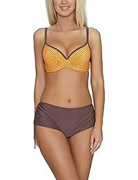 Verano Damen Bikini Mit Shorts Megan