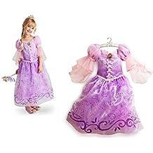 Reino de juguetes - Disfraz Rapunzel - 100 (2-4 años)