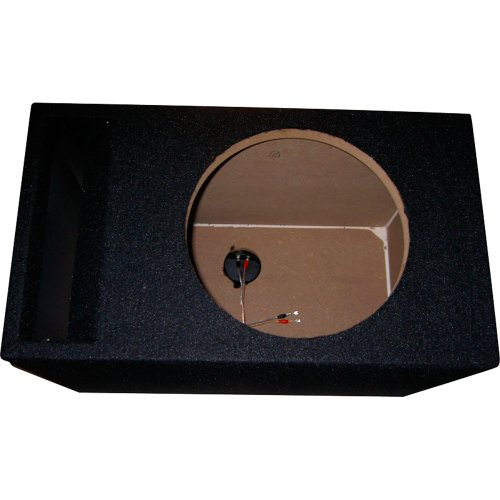 Auto Gehäuse Lautsprecher (Boschmann NE 1010.1-25.40 cm, Mdf Gehäuse Bandpass