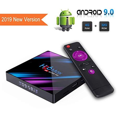 TV Box Android 9.0 - LinStar H96MAX 2019 Version Android