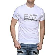 Emporio Armani - Camiseta - para hombre Blanco blanco Large