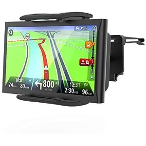 KFZ-Halterung Saugnapf mit Kugelgelenk passend f/ür jedes Auto MONTOLA Navi Halterung kompatibel mit Tomtom Garmin und Handy