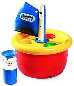 Ambi Toys- Boa Sorprendente, Color Variado, 40088