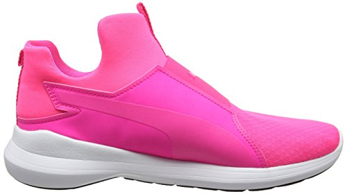 Puma Rebel Mid Wns, Sneakers Basses Femme Rose (Knockout Pink-knockout Pink-puma White 03)