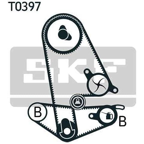 Skf VKMC 93011 Pompa liquido raffreddamento, set cinghia dentata