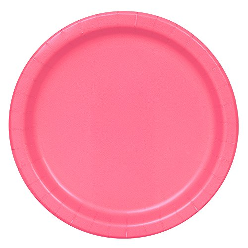 m Party Teller, 16er Pack, Hot Pink (Hot Pink Party Supplies)