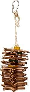 Caitec-Bird Toys 020-00741 Caitec Vogel Toy 741 Medium 11in x 3,5 Zoll