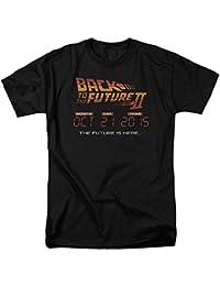 Back To The Future II - Back To The Future Ii - l'avenir de l'homme est ici T-shirt