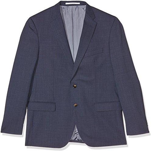 Baumler Herren Anzug Slim Fit Blau