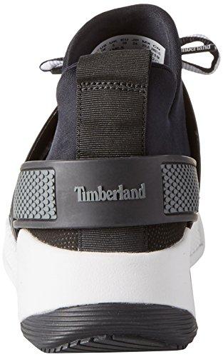 Timberland Kiri Up, Chaussures À Lacets Oxford Femme Noir (noir)