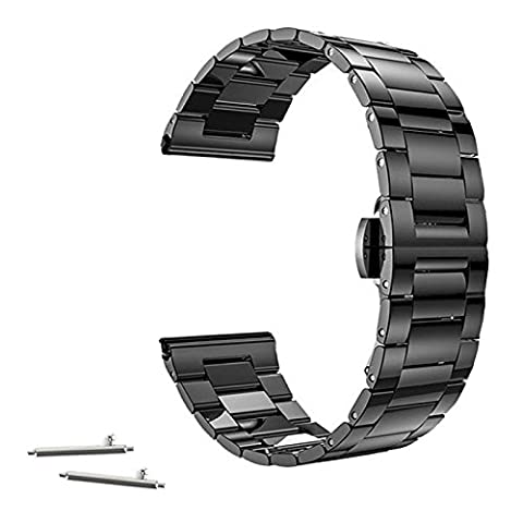 Ake Replacement stainless steel wrist band Bracelets de remplacement pour Asus ZenWatch 1st ZenWatch 2nd 49mm