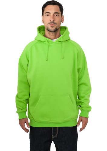 Urban Classics - Pull Homme lime green