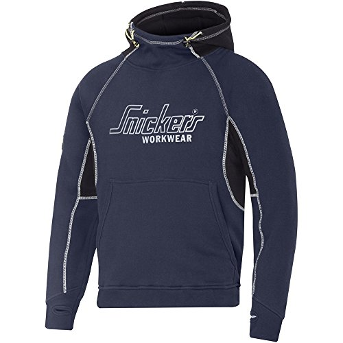 snickers-men-si010navy-snickers-logo-hoodie-navy-m-navy-m