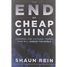 End of Cheap China