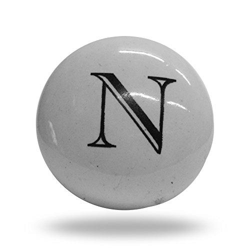 nktür, Alphabet, Keramik, Buchstabe N ()