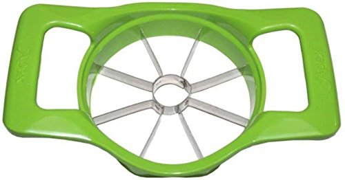 Steel Apple Slicer STAINLESS CUTTER APPLE  available at amazon for Rs.199
