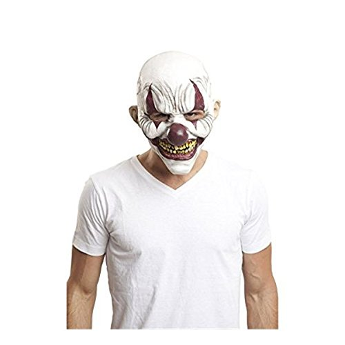 My Other Me - Máscara payaso agusanado (Viving Costumes 203604)