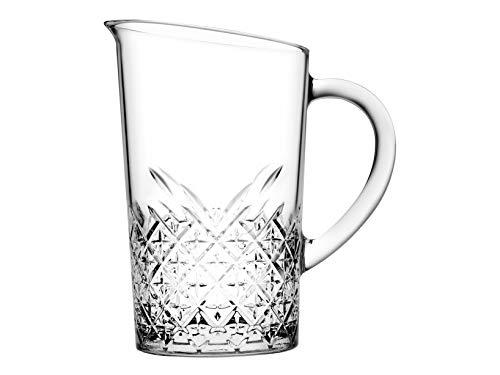 Canvas Home Ltd G12-RPL-P Brocca in tela marocchina ondulata in vetro