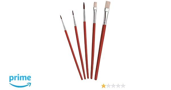 Color Expert 82611550 Lot Promo Complet de 5 Pinceaux dartiste
