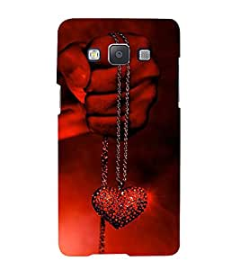 Fuson Designer Back Case Cover for Samsung Galaxy A5 (2015) :: Samsung Galaxy A5 Duos (2015) :: Samsung Galaxy A5 A500F A500Fu A500M A500Y A500Yz A500F1/A500K/A500S A500Fq A500F/Ds A500G/Ds A500H/Ds A500M/Ds A5000 (Love Love Hearts Infactuation Togather In Relationship)
