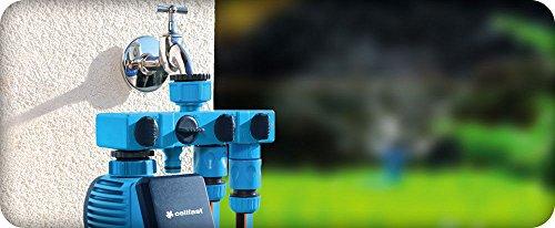 Generic qy-uk4-16 feb-20-2319 * * * * * * * * 1 * * * * * * * * * * * * * * * * 4269 * * * * * * * * * * * * * * * * Tuyau d'arrosage 1/5,1 cm 3/extérieur Robinet d'eau à 4 voies 1 4 voies 1/5,1 cm 3/Serrure 10,2 cm Bre Wat Adaptateur Splitter adaptateur connecteur adaptateur Splitter