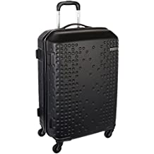 American Tourister Cruze ABS 70 cms Black Hardsided Suitcase (AN6 (0) 00 002)