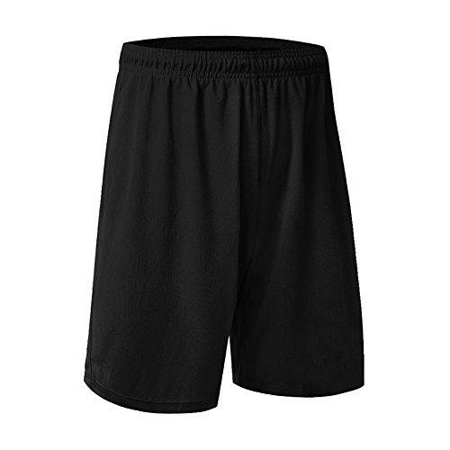 West See Herren Sport Hose Trainingshose Baumwoll Basic Shorts Fitness Kurzhose Sporthose Bermudas Jogg Sportshorts Elastisch Freizeithose Laufhose