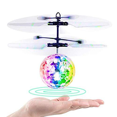 HUANDATONG Spielzeug für Kinder im Alter von 3-12, Kinder Fliegen Spielzeug geeignet für 3-12 Jahre Alten Jungen Spielzeug Hubschrauber Drohne 3-12 Jahre Alten Jungen Mädchen Teens Geschenk