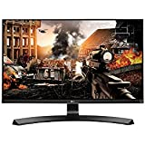 LG 27UD68P 27 inch 4K UHD Height Adjustable IPS Monitor (3840 x 2160, 2x HDMI, DisplayPort, 300 cd/m2, 5ms, AMD Freesync)