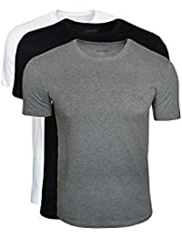 50cfe82df30 Amazon.co.uk: Pack of 3 - T-Shirts / Tops, T-Shirts & Shirts: Clothing
