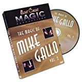 Magic Of Mike Gallo - Vol. 2 by Mike Gallo - DVD by East Coast Magic Products