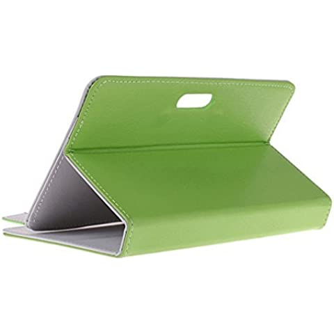 BRALEXX - 9543 de A1 Funda universal - Tablet PC compatible con Amazon Kindle Fire 7 2015 Verde