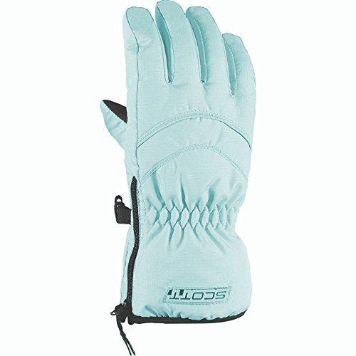 Scott Kinder Skihandschuhe Halfpint Finger S Hellblau | 04260269397044